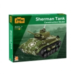 Sherman Tank Construction Set