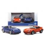 1:18 Porsche Twin Pack