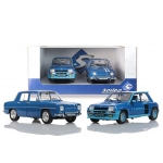 1:18 Renault Twin Pack