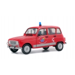 1:18 1978 Renault 4L -  Pompier