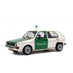 1:18 Volkswagen Golf - Polizei