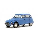 1:18 1967 Citroen Dyane - Blue