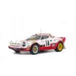 1:18 Lancia Startos GR.4 - #14 1977 Monte Carlo Rally