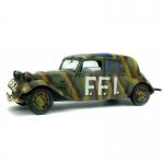 1:18 1944 Citroen 11CV - F.F.I
