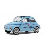 1:18 1965 Fiat 500 - Aqua Frizzante