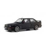 1:18 1990 BMW E30 Sport EVO - Black