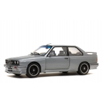 1:18 1990 BMW E30 M3 - Sterling Silver