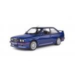 1:18 1990 BMW E30 M3 - Mauritius Blue