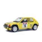 1:18 Peugeot 205 Rallye - 1990 Tour De Corse