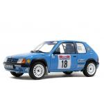 1:18 Peugeot 205 Rallye Tour De Corse 1990 - H.Vericel/Chollier #18