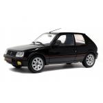 1:18 1990 Peugeot 205 GTi MK2 - Black