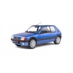 1:18 1988 Peugeot 205 GTI 1.9L MK 1 - Miami Blue