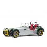 1:18 1989 Lotus Seven - Aluminum Body & Green Nose