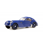 1:18 1937 Bugatti Atlantic 57SC - Dark Blue