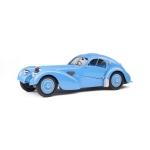 1:18 1937 Bugatti Atlantic 57SC - T35 Blue