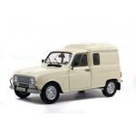 1:18 1975 Renault 4l F4 - Cream