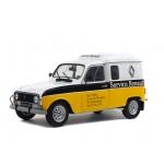 1:18 1975 Renault 4l F4 - Renault Service