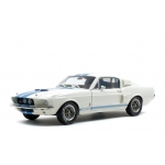 1:18 1967 Shelby Mustang GT500 - White & Blue