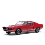 1:18 1967 Shelby Mustang GT500 - Red & White