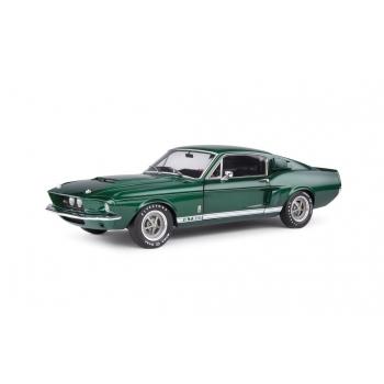 1:18 1967 Shelby Mustang GT500 - Dark Highland Green