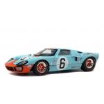 1:18 Ford GT40 Mk1 #6 – 1969 Le Mans