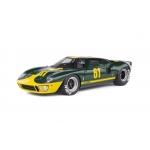 1:18 1968 Ford GT40 MK1 - Green Racing Custom