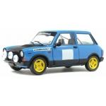1:18 1980 Autobianchi A112 Mk5 Abarth Rally Set