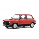 1:18 1980 Autobianchi A112 Mk5 Abarth - Red