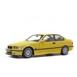 1:18 BMW E36 Coupe M3 - Yellow