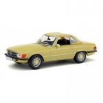 1:43 1971 Mercedes Benz 350SL - Beige