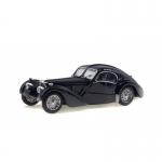 1:43 1937 Bugatti Type 57 SC - Black