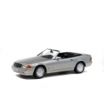 1:43 1989 Mercedes Benz 500SL - Silver