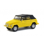 1:43 1971 Volkswagen 181 - Yellow