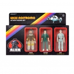 Alien ReAction Figure 3 Pack A - Ash-Ripley-Kane