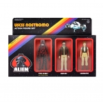Alien ReAction Figure 3 Pack C - Dallas-Lambert-Bloddy Alien