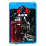 Alien Open Mouth Alien (Blue Card) - ReAction Figure W5