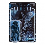 Aliens Alien Warrior A (Midnight Black) - ReAction Figure
