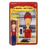 Burger World Butt-Head - ReAction Figure