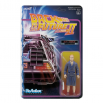 BTTF2 Biff Tannen In Robe - ReAction Figure W1