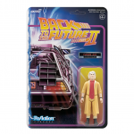 BTTF2 Future Doc Brown ReAction Figure