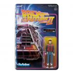 BTTF2 Future Marty McFly ReAction Figure