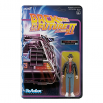 BTTF2 1950s Marty McFly ReAction Figure