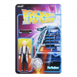 BTTF 50s Doc Brown ReAction Figure