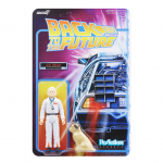 BTTF 80s Doc Brown ReAction Figure
