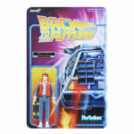 BTTF 80s Marty McFly ReAction Figure