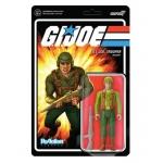 G.I. JOE ReAction Wave 1 - Greenshirt (Tan)