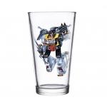 Collectors Glass - Transformers Grimlock