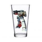Collectors Glass - Transformers Megatron