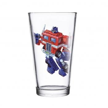 Collectors Glass - Transformers Optimus Prime
