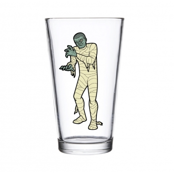 Collectors Glass - The Mummy